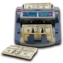 счетчик  банкнот AccuBANKER AB1100UV
